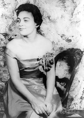 Charlotte Holloman (1922-) Poster