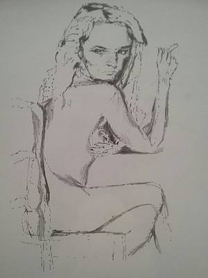 Charlotte Rampling  Poster by Matan Grunseit
