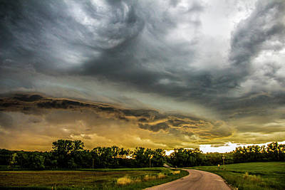 Chasing Nebraska Stormscapes 074 Poster