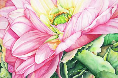 Chelsea's Bouquet 2 Poster