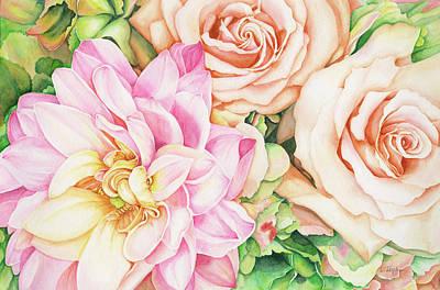 Chelsea's Bouquet Poster