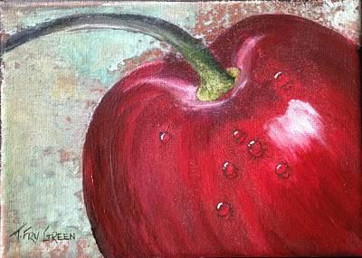 Sweet Cherry Poster