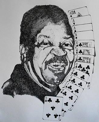 Chester Johnson Tribute  Poster