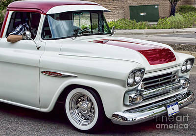 Chev Pick-up Poster