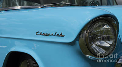 Chevrolet 6 Poster by Wendy Wilton