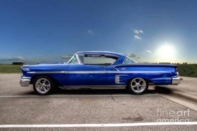 Chevy Impala Poster