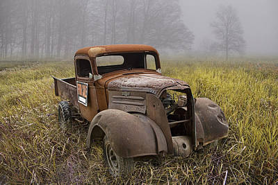 Chevy Pickup For Sale Poster