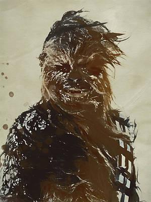 Chewie Poster