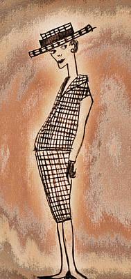 Chic A Poster by Svetlin Yosifov