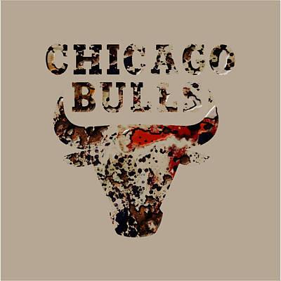 Chicago Bulls 23b Poster