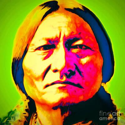 Chief Sitting Bull 20151230 Poster