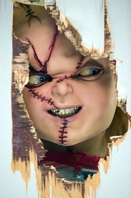 Childs Play 5 Seed Of Chucky 2004 2 Poster