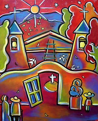 Chimayo Light Poster