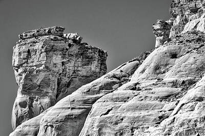 Chimney Rock - New Mexico #4 Poster