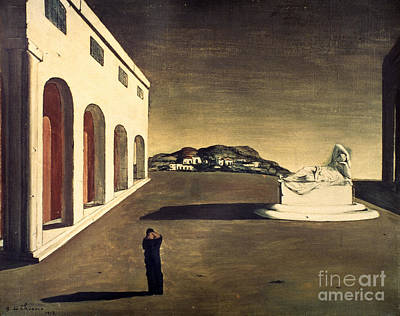 Chirico: Melancolie, 1913 Poster by Granger