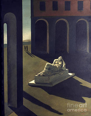 Chirico: Melancolie, 1914 Poster by Granger