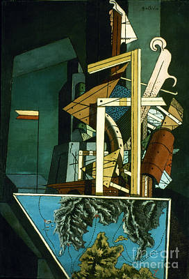Chirico: Melancolie Poster by Granger