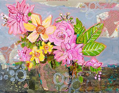 Chloe Rose Flowers Poster