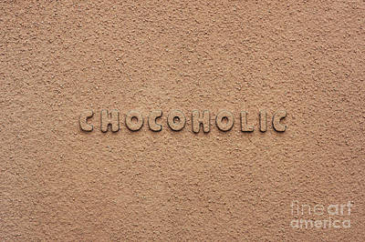 Chocoholic Poster