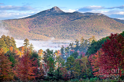 Chocorua Fall Poster
