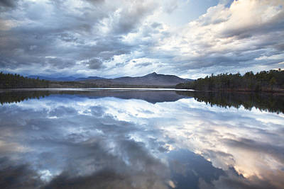 Chocorua Lake Reflections Poster