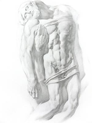 Christ 1 Poster by Valeriy Mavlo