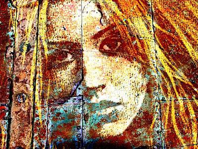 Christina Aguilera Poster by Otis Porritt