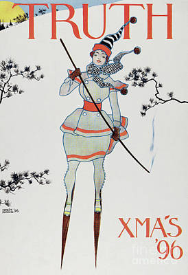 Christmas 1896 Poster