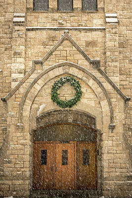 Christmas At Stone Chapel Poster