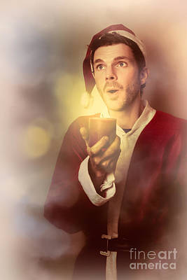 Christmas Carols By Candlelight  Poster