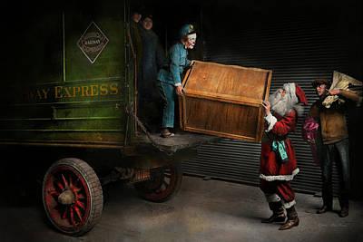 Christmas - How Santa Ruined Christmas 1924 Poster