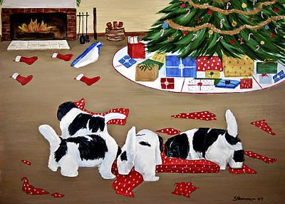 Christmas Mischief Poster