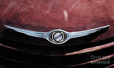 Chrysler Hood Poster