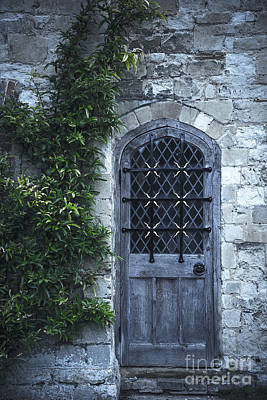 Church Door Poster by Svetlana Sewell