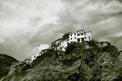 Cinque Terre Poster by Joseph Westrupp