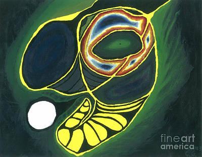 Circle Of Life Poster by Caleb Grow
