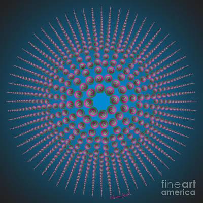 Circle Of My Eye Poster
