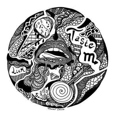 Circle Of Taste Poster