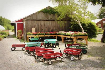 Circle The Wagons Poster