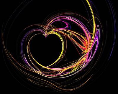 Circles Of Love Poster