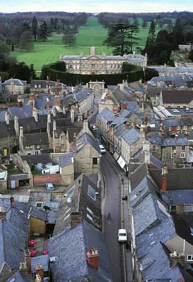 Cirencester, England Poster