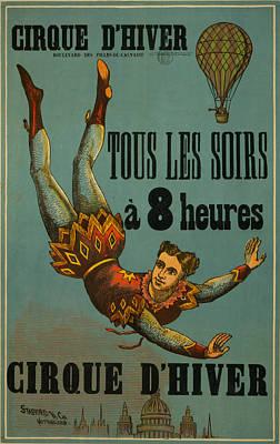 Cirque D'hiver Poster