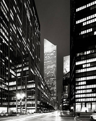 Citicorp Center Poster