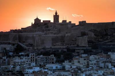 Cittadella - Gozo Poster by Joana Kruse