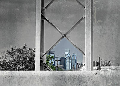 City View Poster
