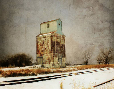 Poster featuring the photograph Clare Elevator by Julie Hamilton