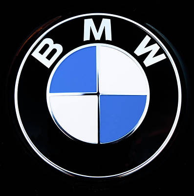 Classic Bmw Poster