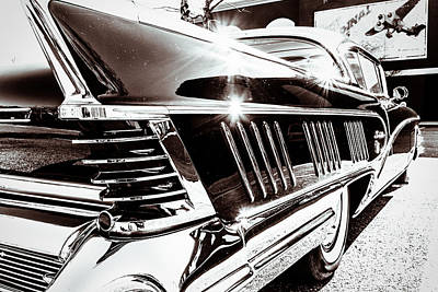 Classic Buick IIi Poster