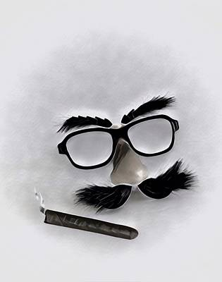 Classic Groucho Poster