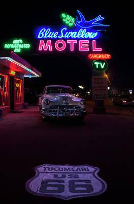 Classic Hotel Poster by Brendan Quinn